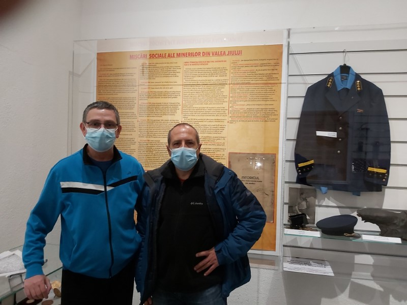 Alin Rus va prezinta a sasea mineriada:Mineriada de la Stoenesti - 16-17 februarie 1999 (VI)