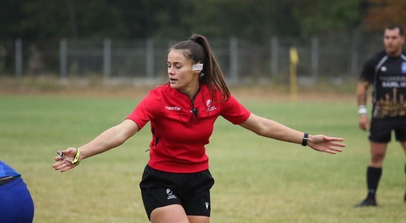 """Bogdan Tomus (directorul sportiv CSU Stiinta Petrosani) /""""O femeie in arbitraj, la rugby, este o pata de culoare si ~"""