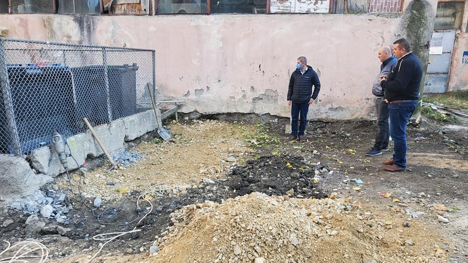 Petrosani /Primarul a dispus amenajarea ultimelor trei platforme de gunoi ramase in graficul de lucrari din 2021